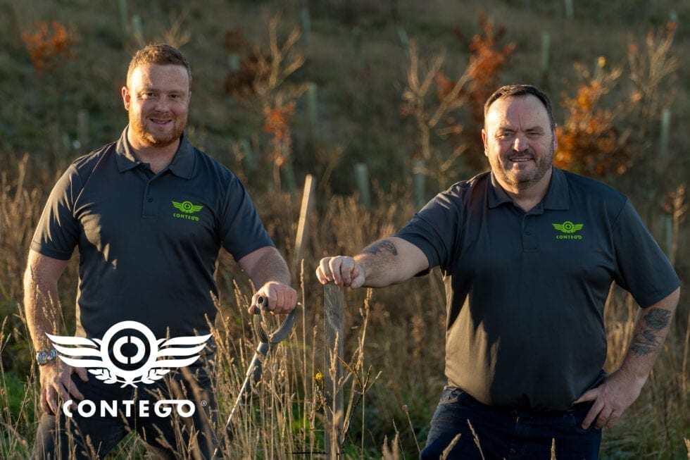 CONTEGO IN PARTNERSHIP WITH FOREST CARBON